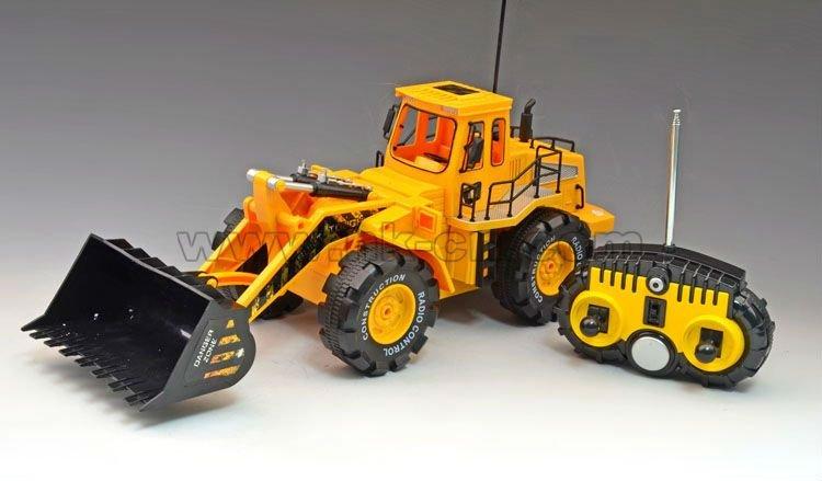 1:10 6 canal rc excavadoras/bulldozers para la venta r c bulldozer