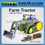 Dernière grande émulation rc. tracteur avec 36 designs diifferent