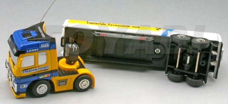 Rc monster truck rc mini conteneurmoto 1:98 Échelle avec quatre couleurs design