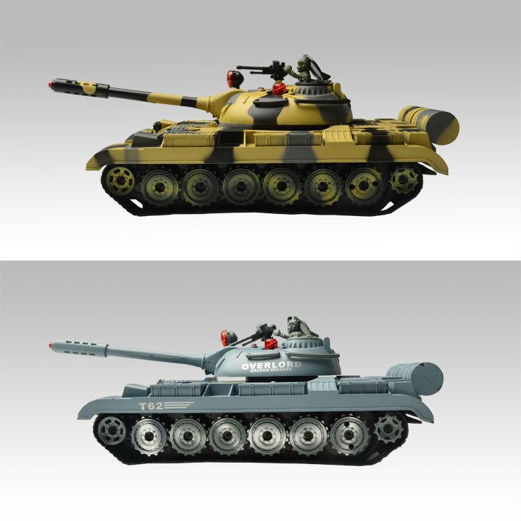 infrarrojos tanque de batalla