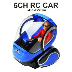 Unique Design 5CH Concept RC Car