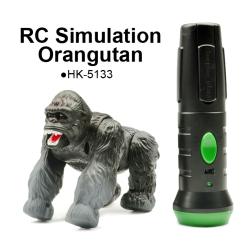 infrared control simulation orangutan