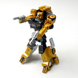 Die Cast Transformers with Combination DIY Robot