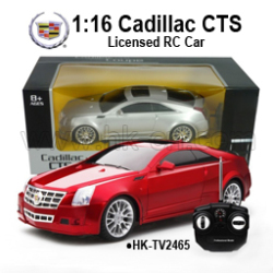 1: 16 licensed Cadillac RC Cars