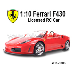 1:10 Ferrari F430 Spider RC Cars