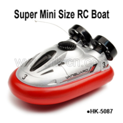 Mini RC Hovercraft