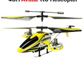 Multifunction 2.4GHz 4CH Avatar RC Helicopter