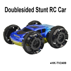 Doublesided Stunt RC Car
