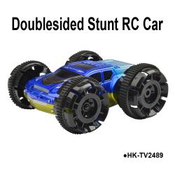 Doublesided Stunt RC Car