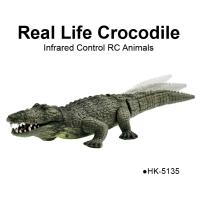 Infrared Control Real Life Crocodile Animal