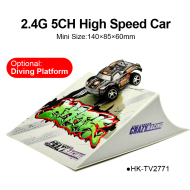 2.4G 1:24 Mini Size High-speed RC Car