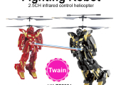 2.5CH RC Fighting Robot helicopter (2PCS)Hot sale rc toys
