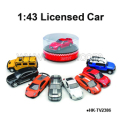 gift 1:43 Licensed RC Car of 8 Different Brands