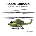 real life Cobra Gunship 3.5CH RC Helicopter