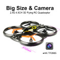 Big size 2.4G 4CH RC UFO with camera