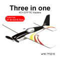 three in one 4CH EPP RC Airplanes