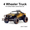 FM 4WD TGO 4 Four Wheeler Truck Remote Control Jeep Car Mud monster Truck