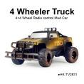 FM 4WD TGO 4 Four Wheeler Truck Remote Control Jeep Car Mud monster Truck