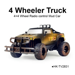 Hot Sale 4WD TGO 4 Four Wheeler RC Jeep Car Mud monster Truck Toys
