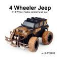 TOYABI 4WD TGO 4 Four Wheeler Truck Remote Control Jeep Car Mud monster Truck