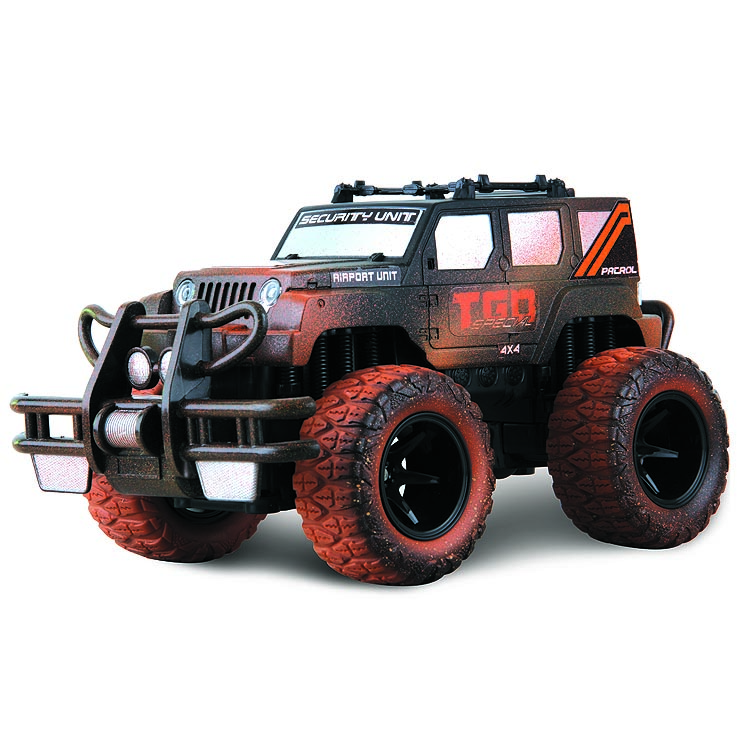 TOYABI FM Radio control Stock people bogging 4-wheeler mud jeep slinger truck cars HK-TV2832A