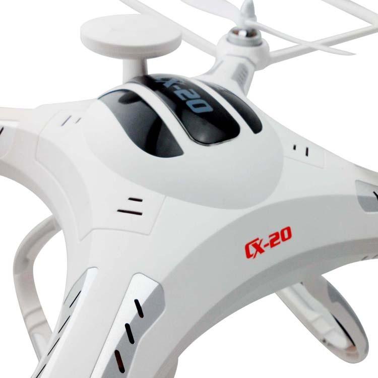 TOYABI CX-20 Auto-Pathfinder UVA Similar as DJI Phantom 1 2.4GHz 4CH Camera GPS Quadrocopter HK-TF29