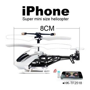 TOYABI iPhone control  mini size WiFi iSpy Super RC Helicopter