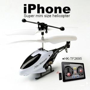 TOYABI WiFi iSpy Super mini size iPhone control RC Helicopter for sale