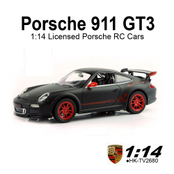 TOYABI 1:14 Licensed Porsche 911 GT3 RC Cars for sales