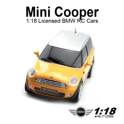 TOYABI 1:18 Scale Licensed BMW mini Clubman RC Cars for sales