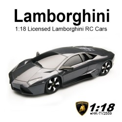 TOYABI 1:18 scale  Licensed Lamnorghini RC Cars for sales