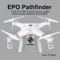 TOYABI new EPO Pathfinder 2.4G 4CH RC quadcopter with 360 eversion to similar DJI phantom toys for sales
