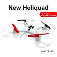 Wholesale New heliquad RC phantom II quadcopters supplier 2.4G 4CH 6 gyro