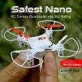 Safest rc nano quadcopter,small drone supplier,2.4G 4CH 6Gyro