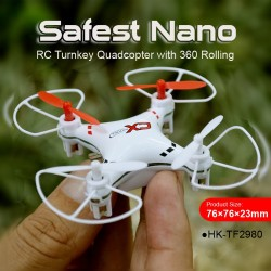 Safest rc nano quadcopter,small drone supplier,2.4G 4CH 6Gyro