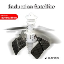 wholesale new induction satellite helicopter RC toys