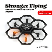 Wholesale Stronger flying RC Drone 2.4G 4CH 6-Gryo rc quadcopters 360 eversion