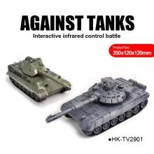 Wholesale T90 leopard battle tanks new RC toys
