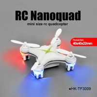 Wholesale New Nano RC Quadcopter 2.4G 4CH 6 Axis Mini LED toys for sales