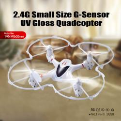 2.4G MJX G-Sensor Quad Copter