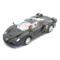 RC Die-cast toys Car With Light (HK-TV1145B)