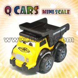 Mini Q Car, One Side 4 X 4 Wheel Driving