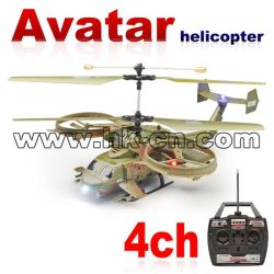 4 ch Avatar helicopter