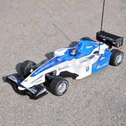 1:8 Scale RC F1 With PVC BODY
