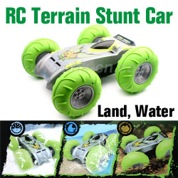 Extreme Radio Controlled All Terrain Stunt Vehicle Car (HK-TV8061)