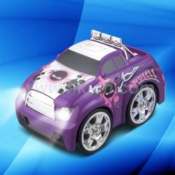 Mini Q Car, One Side 4 X 4 Wheel Driving (HK-TV8050B)