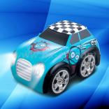 Mini Q Car, One Side 4 X 4 Wheel Driving (HK-TV8051B)