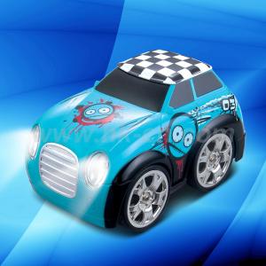 Mini Q Car, One Side 4 X 4 Wheel Driving (HK-TV8051B)