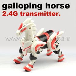 2.4G transmitter,galloping horse toy  (HK-5006)