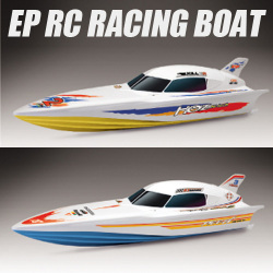 EP RC RACING BOAT